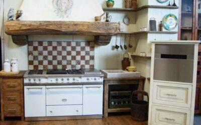 Cucine Country Belli e Lacanche