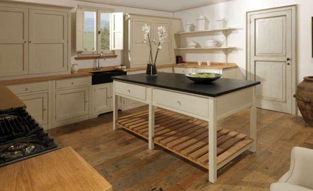 La cucina in stile Shaker